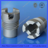 PDCの穴あけ工具のための炭化タングステンオイルのスプレーノズル