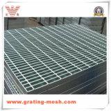 Râpage galvanisé de drain/râpage en acier durable