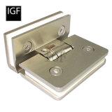 Latão de qualidade ou de vidro do aço inoxidável Dobradiça do chuveiro (SH-401-90)