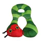 Il bambino a forma di U dell'ammortizzatore di sede dell'automobile del cuscino del collo del bambino gioca il cuscino