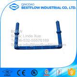 12mm гальванизированные стальные шаги люка -лаза