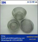 Hot Sales Metal Dome Shape Screen Basket Filter