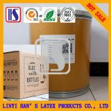 Pegamento adhesivo líquido blanco respetuoso del medio ambiente del acetato de polivinilo para el embalaje
