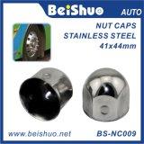 El carro de Beishuo parte los casquillos del centro de rueda de la cubierta de rueda del acero inoxidable para el omnibus