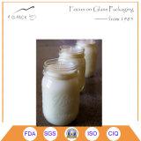 왁스 채우는 유리제 식품 보존병 촛대
