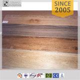 Carrelage en bois de vinyle de PVC du cliquetis WPC de noix