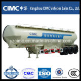Sino 분말 유조 트럭 시멘트 수송 유조 트럭