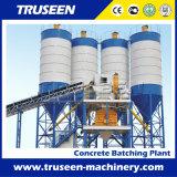 Werkskonstruktion-Maschine des Fertigbeton-120m3/H stapelweise verarbeitende