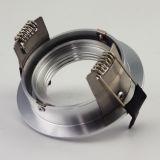 Alluminio GU10 MR16 LED messo fisso rotondo Downlight (LT2110A) del tornio