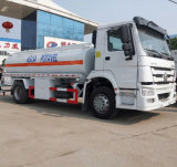 Sinotruck HOWO de Tankwagen van het Water van het Roestvrij staal van 20000 Liter