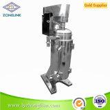 Macchina centrifuga tubolare del separatore di separazione solida liquida di Gq105j