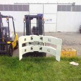 Acessório da braçadeira do rolo do papel do Forklift