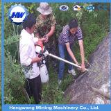 Piattaforma di produzione geologica del campione di memoria dell'impianto di perforazione di trivello dello zaino