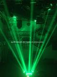 Spideライトを移動する新しく熱い3heads LED