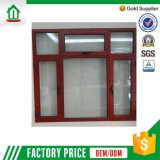 Guichet en verre en aluminium à vendre (ALU-001)