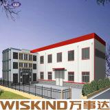 Edificio industrial del metal de la estructura de acero del fabricante de China de la instalación fácil
