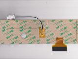 Personalizar confiabilidade elevada impermeável o interruptor de membrana flexível gravado da máquina da cola