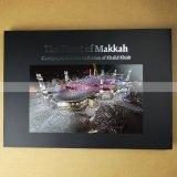 Livre professionnel de photographie de livre À couverture dure d'impression de livre de couleur