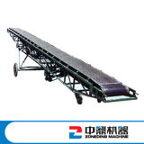 Grand convoyeur à bande de transport de capacité (400/500/650/800/1000/1200)