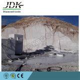 Gummidiamant-Draht sah Diamant-Hilfsmittel für Marmorsteinbruch