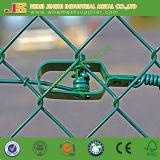 網およびロープによって電流を通される鋼鉄塀ワイヤーテンショナーのこし器を調節する