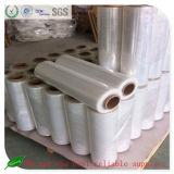 Il PVC dell'involucro di plastica aderisce pellicola impaccante del commestibile della pellicola
