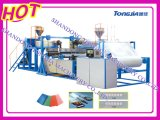 Chaîne de production d'enveloppes de bulle de HDPE machine