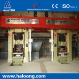 El CNC controla la máquina eléctrica de la prensa de forja del engranaje del tornillo