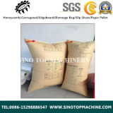 Sac gonflable gonflable Brown Kraft OEM