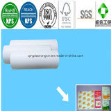 Embalagem e papel de embalagem com camada revestida com PE, papel à prova de gordura