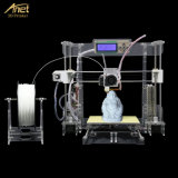 Stampante da tavolino di Fdm 3D di alta qualità della stampante 3D di Anet A8