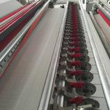 Papel higiénico maxi automático lleno del rodillo el rajar y el rebobinar que hace la máquina