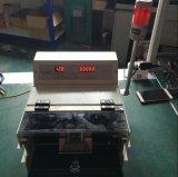 Tester della scintilla per la linea di produzione della fune e del cavo