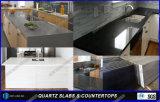 Il quarzo di Calacatta del materiale da costruzione ricambia i colori