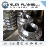 Flange do aço inoxidável do ANSI B 16.5