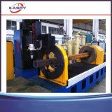 CNC 플라스마 관 단면도 절단기 또는 사각 관 채널 /Angle 절단기