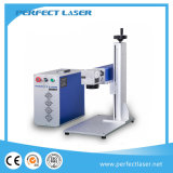 20W 30W 금속 반지 Plastis PVC iPhone 케이스 섬유 Laser 표하기 기계