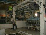 Ligne intérieure de production de matériel de véhicule automatique de fortune