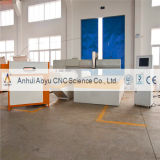 4-Axis Wood Waterjet Cutter Equipment com CE, ISO, GV Certification
