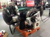 Máquina de Multifuctional de la perforación de la pipa que agujerea que muele (HYM-1050)