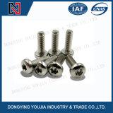 ISO14583 Schroeven van de Contactdoos van het roestvrij staal Hexagon Lobular Pan Hoofd
