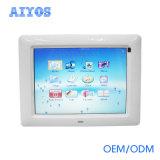 8 인치 A 등급 LCD 스크린 조정가능한 재충전용 디지털 사진 프레임