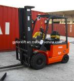 Платформа грузоподъемника Electric 2.5 тонн с покрышкой Solid, Side Shifter