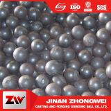 Alta bola de acero de molde del cromo del diámetro 20-150m m y bola de pulido del hierro del molde