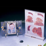 Photo acrylique Picture Frame Photo Stand Picture Stand Photo Holder avec Magneict