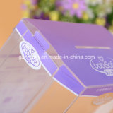OEM Biodegradable Folding Plastic Box voor Baby Feeding Bottle (PVC/PP giftpakket)