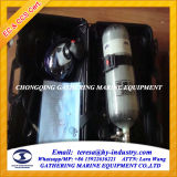 Positive autonomo Air Breathing Apparatus con 6.8L Carbon Fiber Cylinder