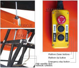 800kg Quattro-Scissor la Tabella di elevatore elettrica immobile