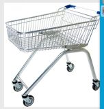 Горячая продавая стандартная вагонетка покупкы супермаркета
