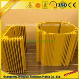 Échange de chaleur en aluminium fabriqué en usine pour radiateur / refroidisseur / LED